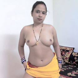 Indian Housewife - Big Tits, Brunette, European And/or Ethnic