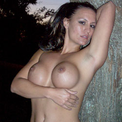 Ballfield Nudes - Nude Girls, Big Tits, Brunette, Outdoors, Public Place, Amateur, Firm Ass