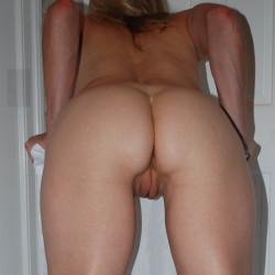 My girlfriend's ass - Midwestern Girl