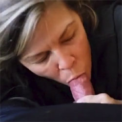 Making Love To His Cock With Her Mouth - Blowjob, Amateur