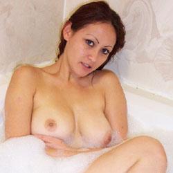 Soapy Tub - Big Tits, Brunette, Amateur