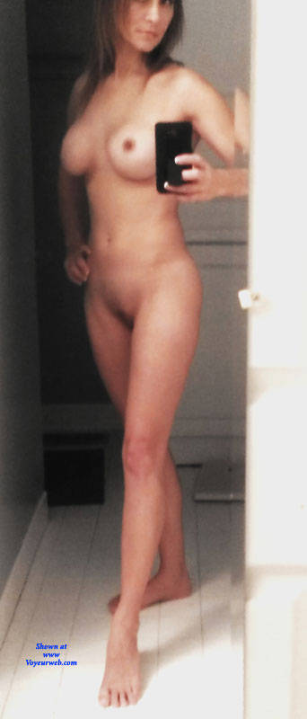 Pic #1 Pushing Buttons - Nude Girls, Big Tits, Bush Or Hairy, Amateur