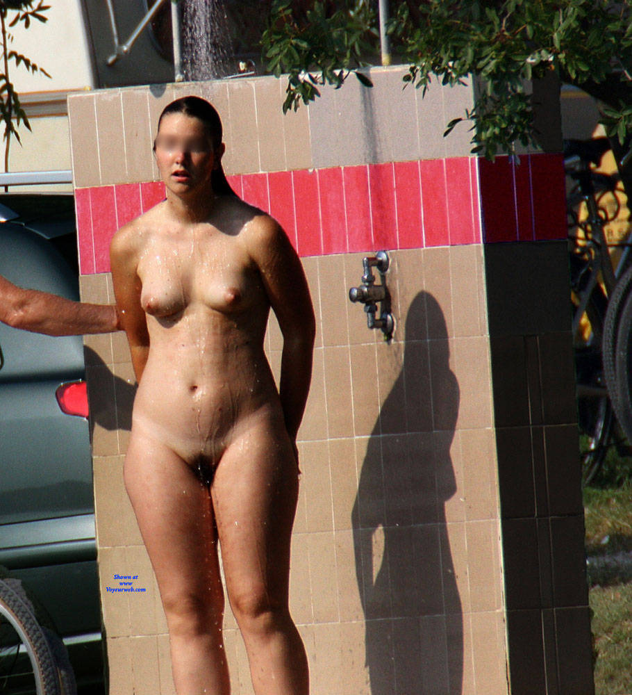 Pic #4 Selma Brasil And Friends From Recife City - Nude Girls, Brunette, Outdoors
