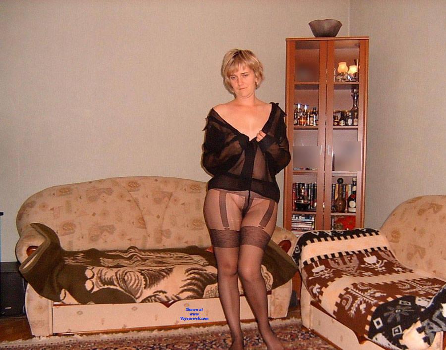 Pic #1 Ex Wife Ewa - Lingerie, Amateur, Stockings Pics