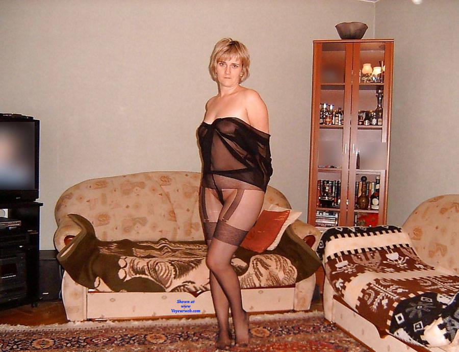 Pic #2 Ex Wife Ewa - Lingerie, Amateur, Stockings Pics