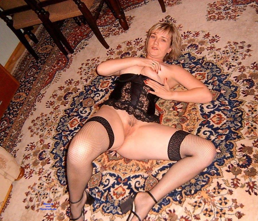 Pic #6 Ex Wife Ewa - Lingerie, Amateur, Stockings Pics