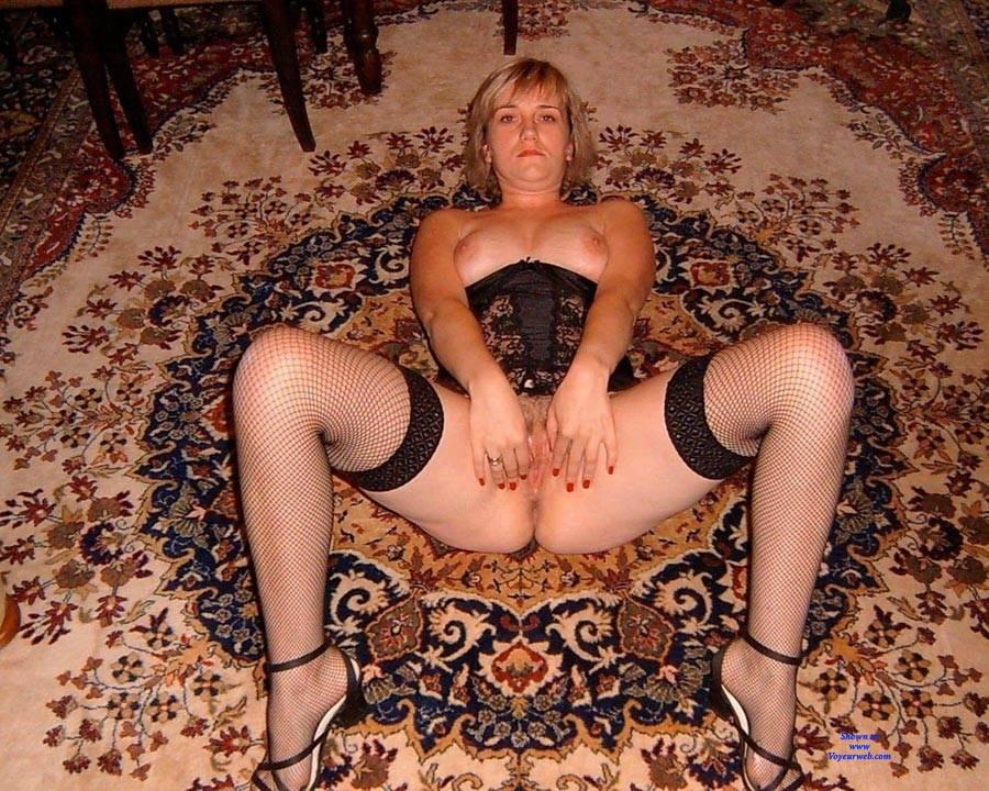 Pic #7 Ex Wife Ewa - Lingerie, Amateur, Stockings Pics