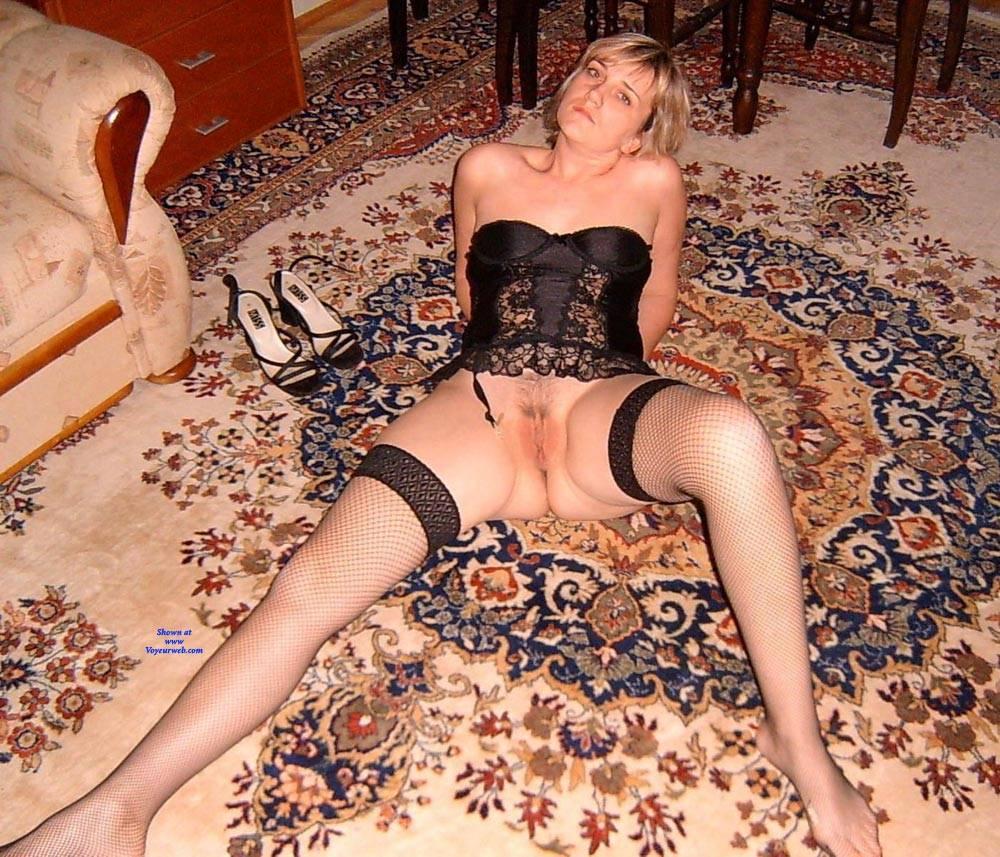 Pic #8 Ex Wife Ewa - Lingerie, Amateur, Stockings Pics