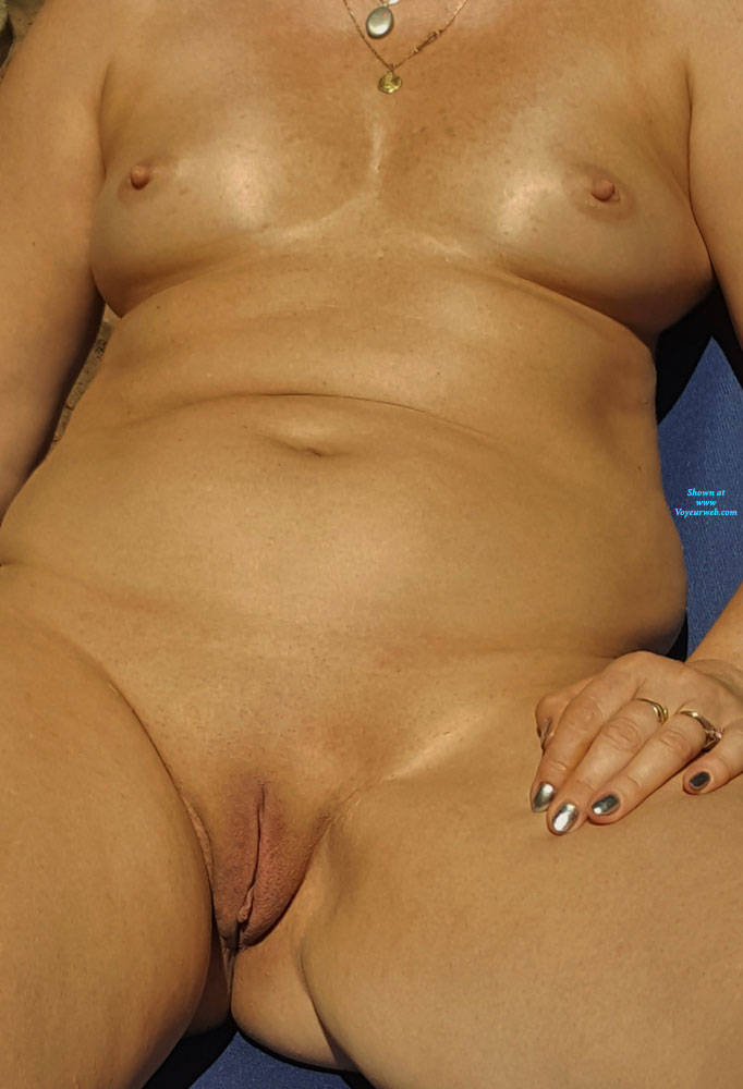 Pic #3 Sunny Days - Nude Wives, Outdoors, Shaved, Amateur