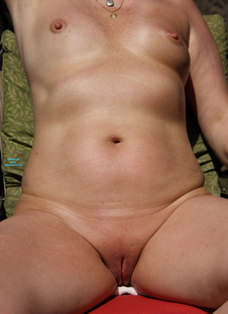 Pic #7 Sunny Days - Nude Wives, Outdoors, Shaved, Amateur