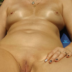 Sunny Days - Nude Wives, Outdoors, Shaved, Amateur