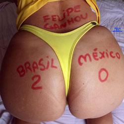 Silvia From Recife City, Brazil - Amateur