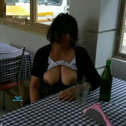 Boobs - Nude Wives, Big Tits, Public Exhibitionist, Flashing, Public Place, Amateur, Shaved