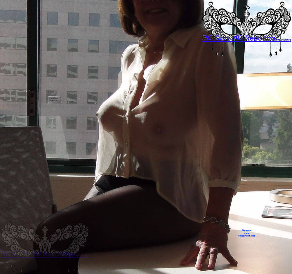 Pic #5 Very First Contribution On VW - Big Tits, See Through, Amateur