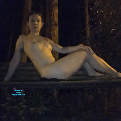 Late Night Fun - Nude Girls, Outdoors, Amateur