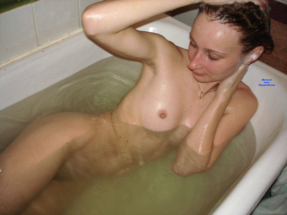 Pic #2 Mila At Home - Nude Wives, Brunette, Amateur