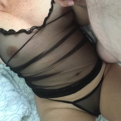 Medium tits of my wife - Milf Maid