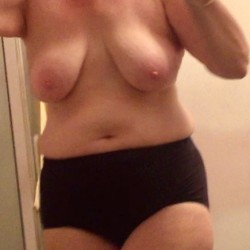 Large tits of my wife - Tammy
