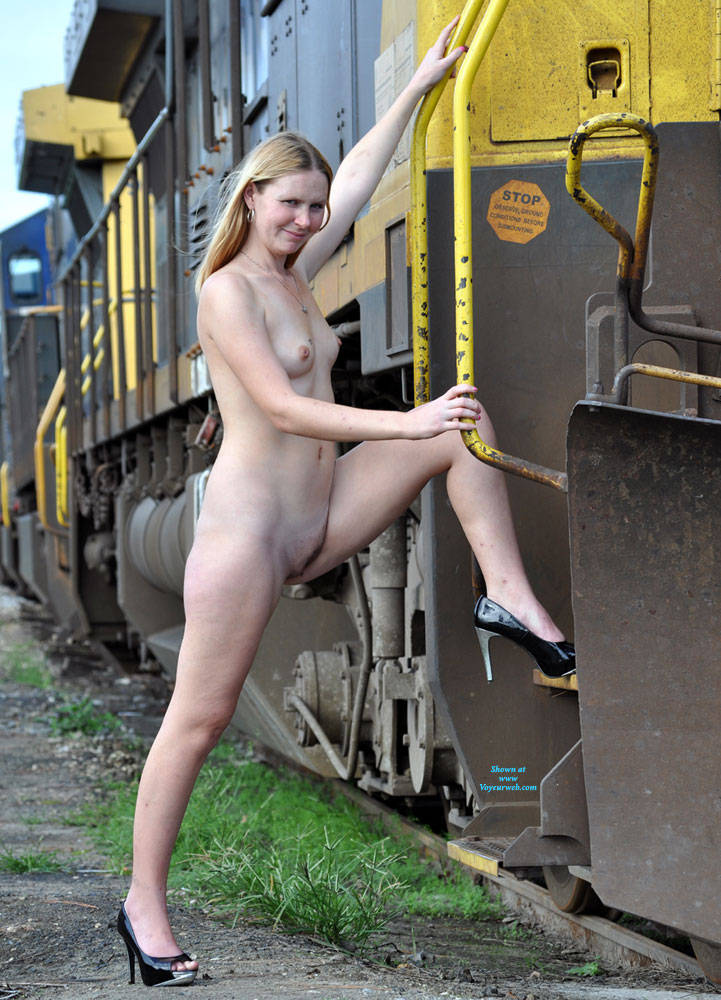 from Corbin railroad girls nude working
