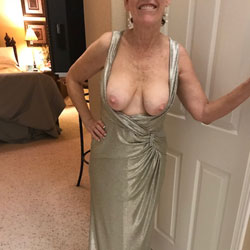 Kathy's New Birthday Clothes - Big Tits, Amateur, Mature