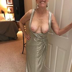 Kathy's New Birthday Clothes - Big Tits, Amateur, Mature