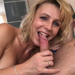 Bj And Cum - Blowjob, Cumshot, Amateur, Wife/Wives