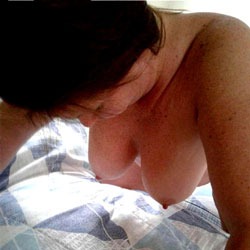 Just A Few Shots Of My Slut - Big Tits, Wife/Wives, Amateur