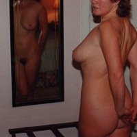 Large tits of my wife - Jean