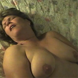 Heather Getting Herself Off - Big Tits, Brunette, Amateur