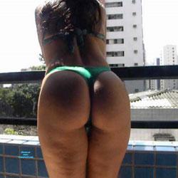 Selma Brasil In Recife City - Amateur, Outdoors