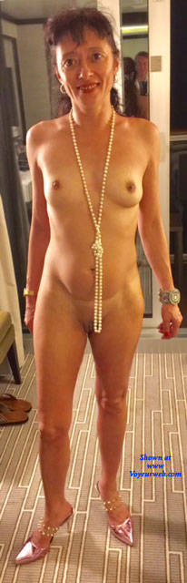 Pic #3 Holiday Snaps - Brunette, Small Tits, Amateur