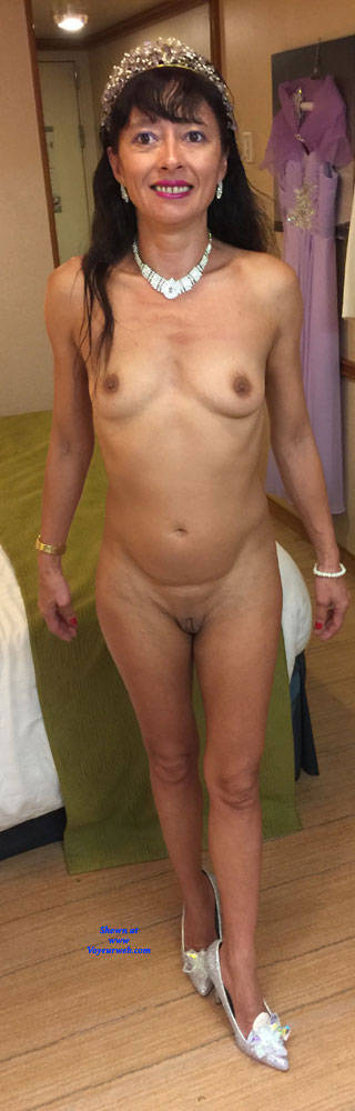 Pic #4 Holiday Snaps - Brunette, Small Tits, Amateur