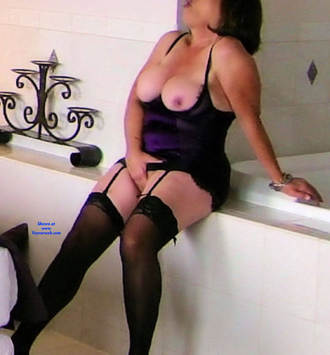 Pic #10 You Will Enjoy This GILF - Big Tits, See Through, Amateur