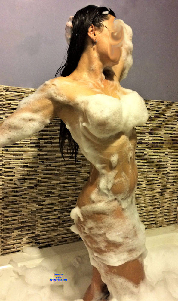 Pic #1 Cleaning Up - Nude Girls, Big Tits, Amateur