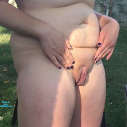 Betsy Shaves Everything - Part II - Outdoors, Shaved, Amateur