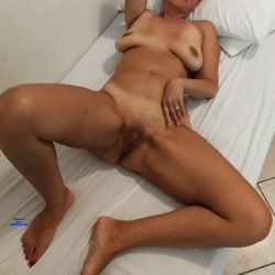 Morning Day - Nude Wives, Big Tits, Mature, Shaved, Amateur, legs spread wide open