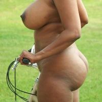 Medium tits of my ex-girlfriend - Tee