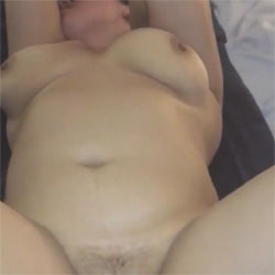 Wife Blindfolded Orgasm With Rabbit - Big Tits, Toys, Amateur, Nude Wives