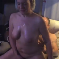 Emily Rides Again - Nude Amateurs, Big Tits, Toys, Girl On Guy