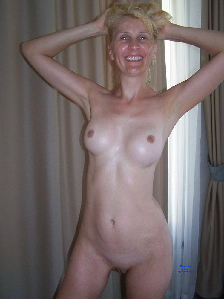 Amature blonde mature