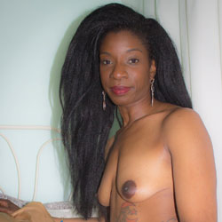 Bedroom Antics  - Brunette, Ebony, Mature, Amateur, Tattoos