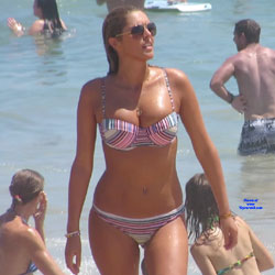 Beach Hottie Video Catches - Beach, Outdoors, Bikini Voyeur, Beach Voyeur