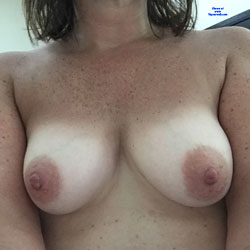 Do You Like My Wife's Tan? - Big Tits, Wife/Wives, Amateur