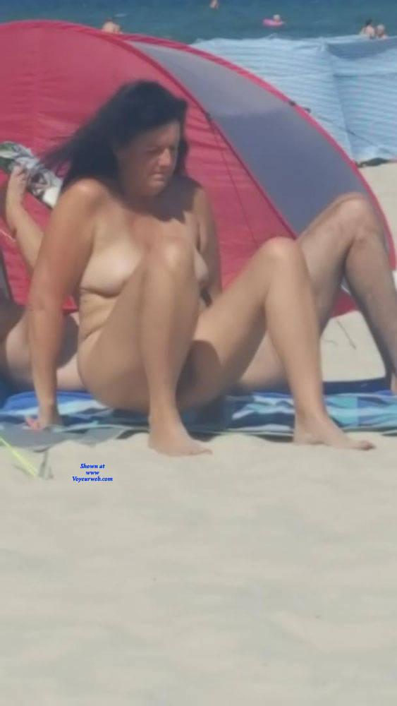 German Nude Beach - August, 2018 - Voyeur Web-6119