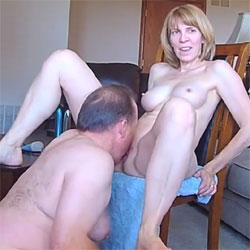 Blue Towel - Nude Amateurs, Big Tits, Blowjob, Penetration Or Hardcore, Shaved