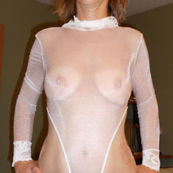 Sweetness Is A Sheer Beauty - Big Tits, See Through, Shaved, Amateur