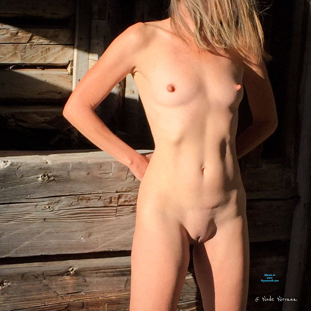 Pic #6 Nirvana Shadows - Nude Wives, Mature, Outdoors, Shaved, Amateur