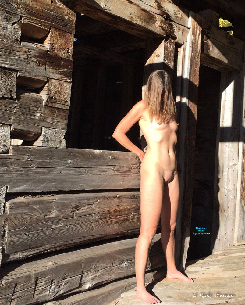 Pic #3 Nirvana Shadows - Nude Wives, Mature, Outdoors, Shaved, Amateur