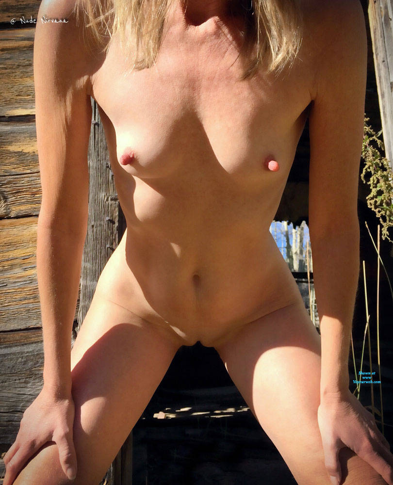 Pic #8 Nirvana Shadows - Nude Wives, Mature, Outdoors, Shaved, Amateur