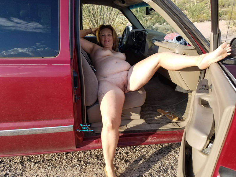 And Amateur hotties in there trucks eventually